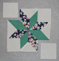 Moore About Nancy: Eight Point Star quilt block