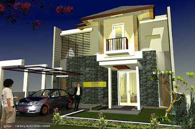 Design Rumah Minimalis 5