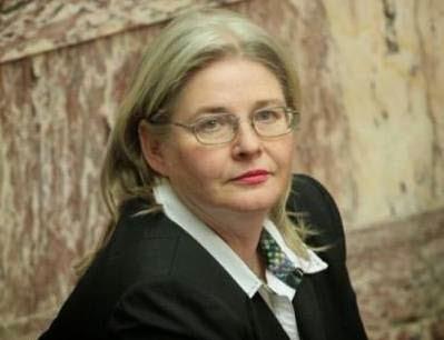 Ελένη Ζαρούλια: H Χρυσή Αυγή θα είναι τρίτο κόμμα με μεγάλη διαφορά από το τέταρτο - ΒΙΝΤΕΟ