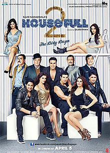 House full 2 (2012) full hindi movie HD