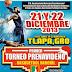 Primer Torneo Prenavideño de Bolsa en Tlapa, Guerrero