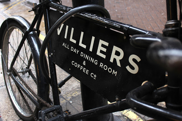 Villiers All Day Dining Room Embankment
