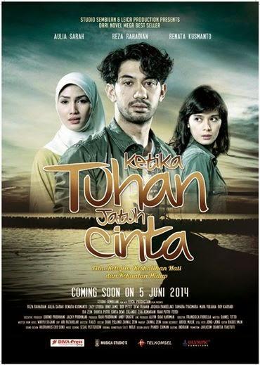 Film Indonesia Ketika Tuhan Jatuh Cinta