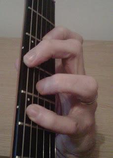 G major 13 guitar chord