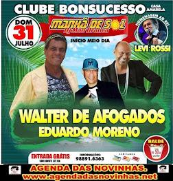 CLUBE BONSUCESSO - MANHÃ DE SOL DO DJ MÃO BRANCA.