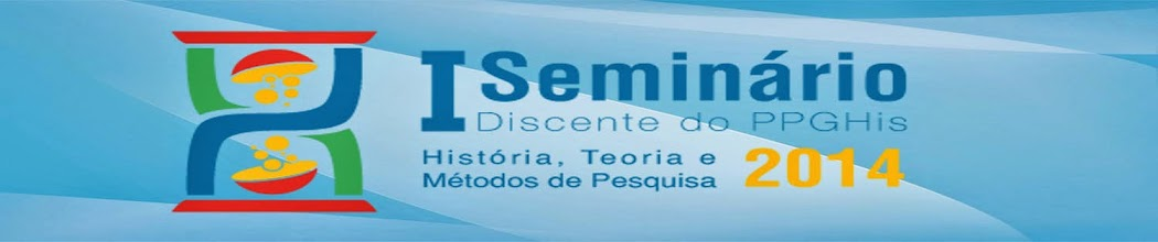 Evento Discente PPGhis 2014