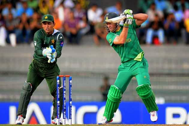 South Africa vs Pakistan live score