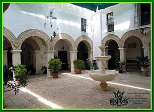 Santuario de María Stma. de la Sierra en Cabra (Córdoba).