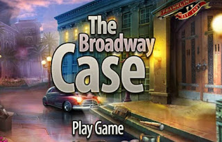 The Broadway Case awesome mistery Hidden Object Games Online free play