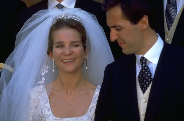 the pink royals: WEDDING of Infanta Elena of Spain & Jaime