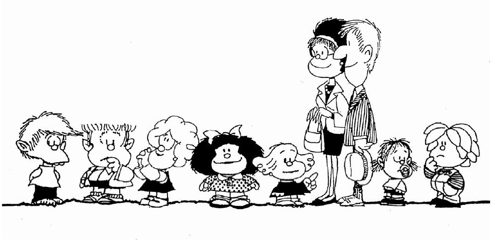 Mafalda - English | all about spanglish
