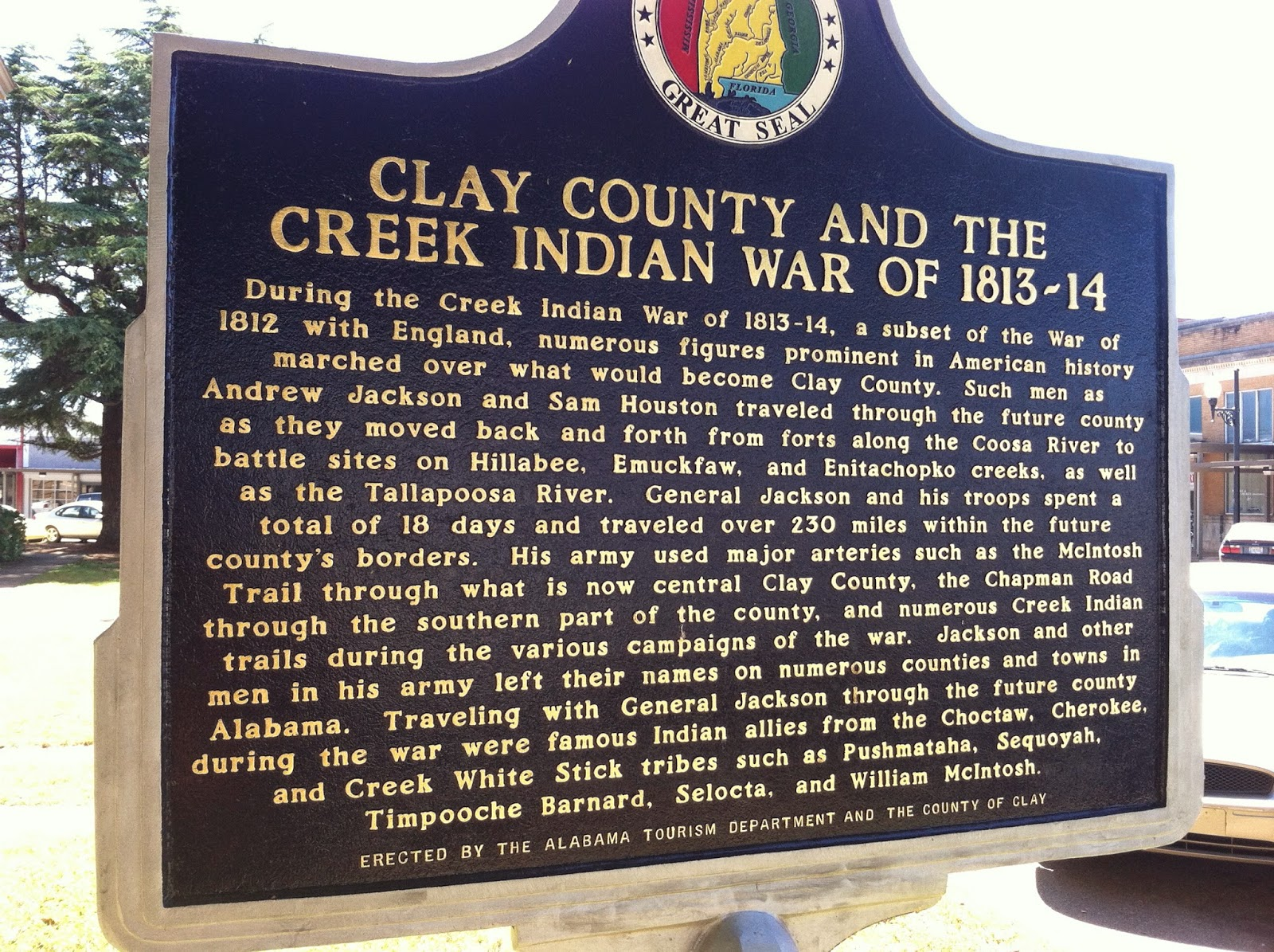 Etched In Clay The People Places And Stories Of Clay County Alabama - Us counties with the same name