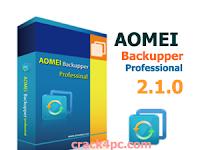 AOMEI Backupper Professional 2.1.0 + Serial Key
