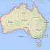Nama Negara Bagian dan Ibukota di Benua Australia dalam Bahasa Mandarin (HanZi + PinYin ShengDiao)