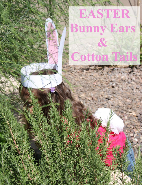 Bunny Ears and Tissue Paper Tails