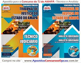 Apostila Especifica TJ Amapá - Técnico Judiciário