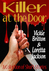 Killer at the Door-8 Suspense Short Stories for $1.99!