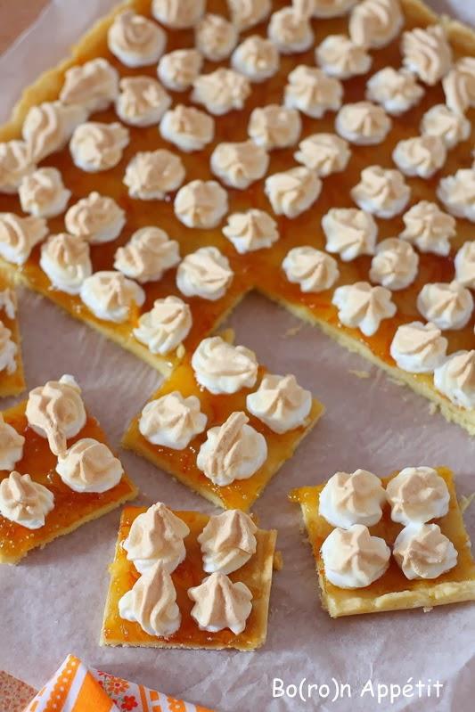 Przepis na mazurek pomarańczowy