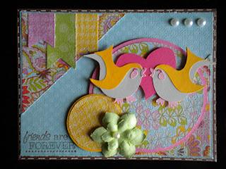 Something To Celebrate, Cricut, Friendship Card