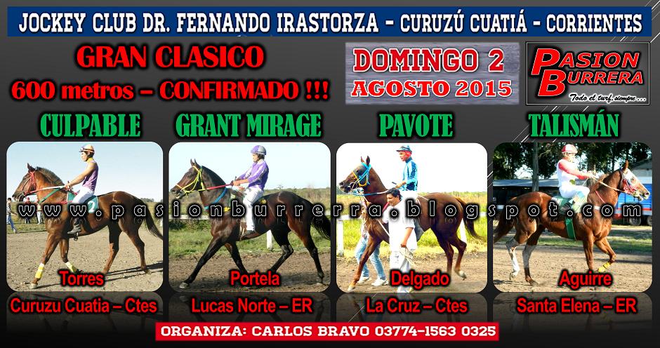 CURUZU CUATIA 2 - 600 METROS