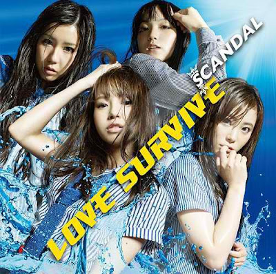 SCANDAL - LOVE SURVIVE [SINGLE]