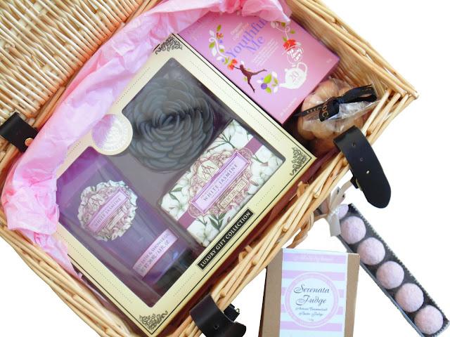 Serenta Flowers Pamper Hamper + Giveaway