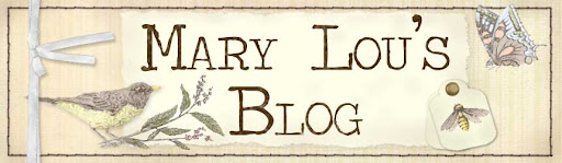Mary Lou's Blog