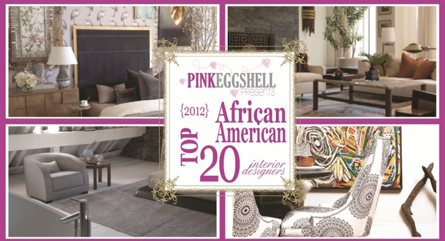 The bold and the beautiful designer highlight top 20 for African american interior decorators