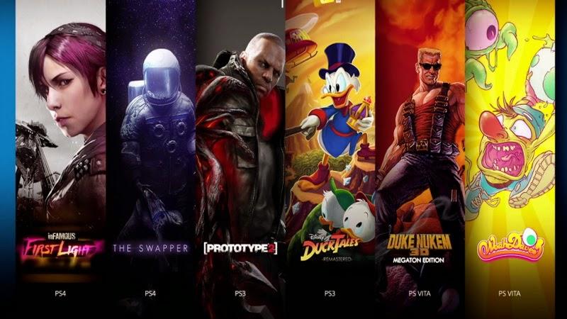 Sony Siapkan Judul Game Baru Untuk PlayStation