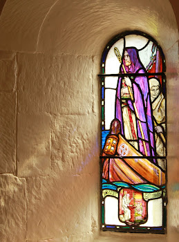 Stained Glass St. Margaret's Chapel