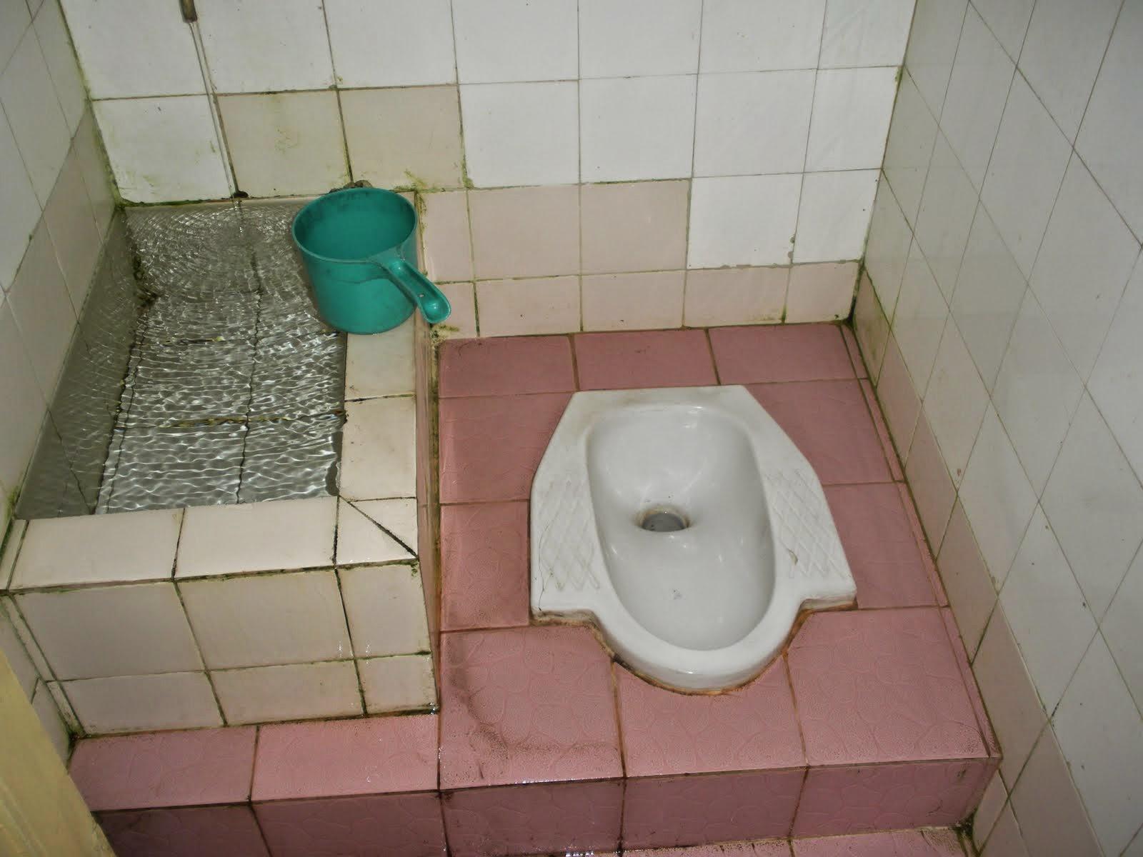 Bahaya Toilet yang Tidak Bersih