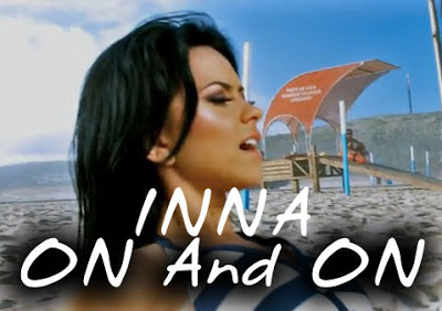 Inna - On And On Lyrics