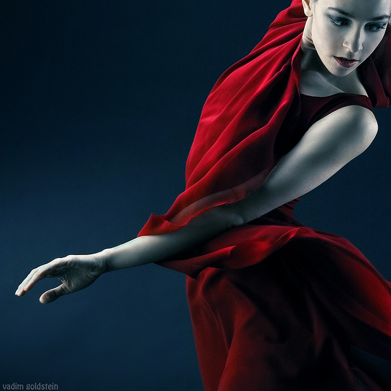 D.W.C. Red ( art photos ) - Artist Vadim Stein