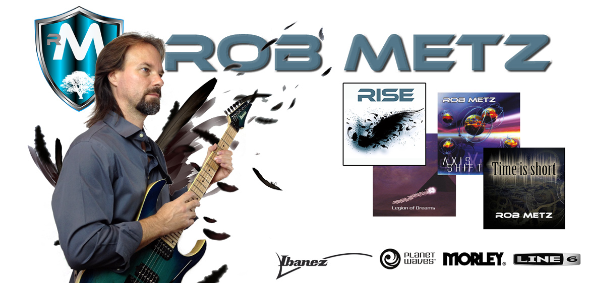 Rob Metz - Instrumental Rock Guitar