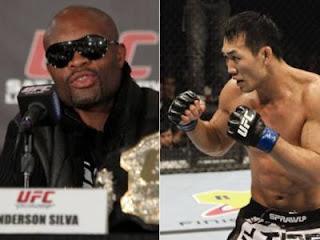 UFC Luta de Anderson Silva no Brasil