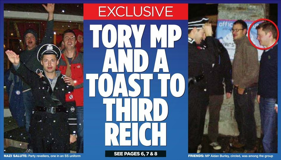 Tory Nazi's
