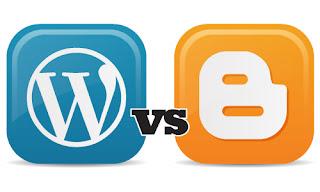 Blogspot Atau Wordpress yang bagus?