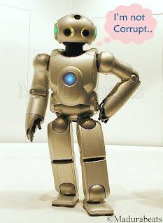 Robots for Corruption