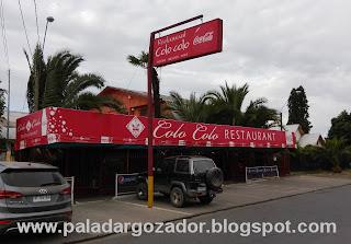 Restaurante Colo Colo Romeral exterior