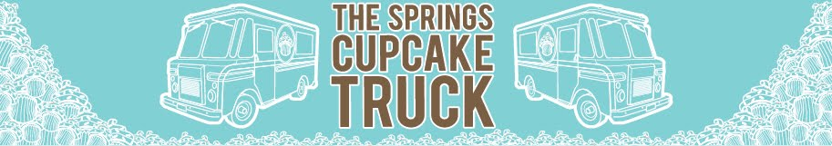 The Springs Cupcake Truck