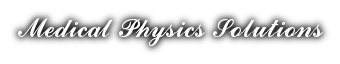 Medical Physics Solutions