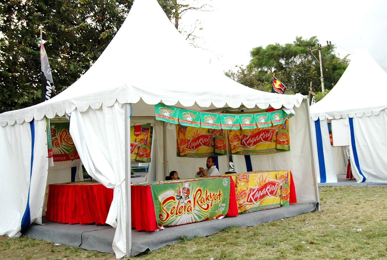 Sewa Tenda Dan Peralatan Pesta Di Bali Tenda Sarnafil