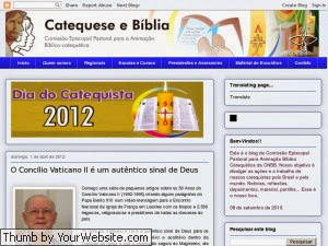 CATEQUESE E BÍBLIA ON LINE