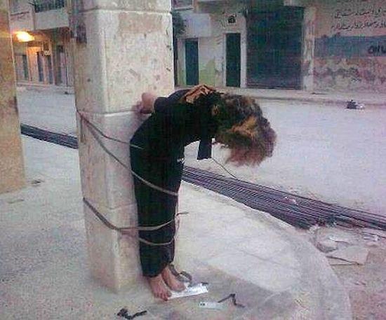 Унижение девушек фото