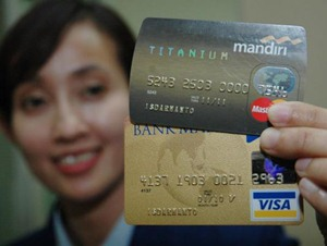 Credit Card Bank Mandiri