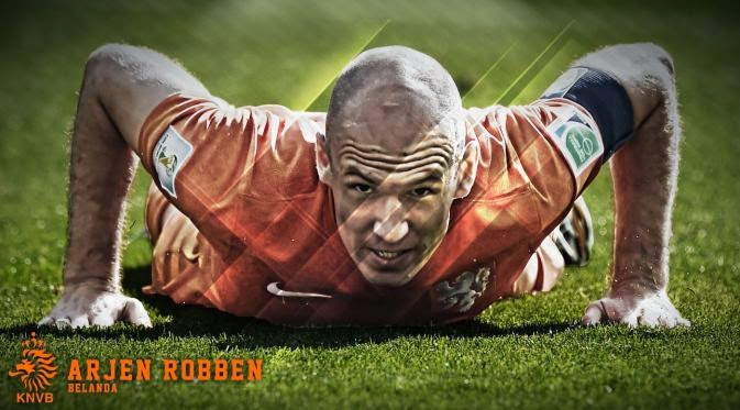 Arjen Robben Akan Gantung Sepatu