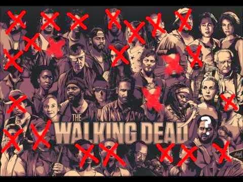 the dead walking dead