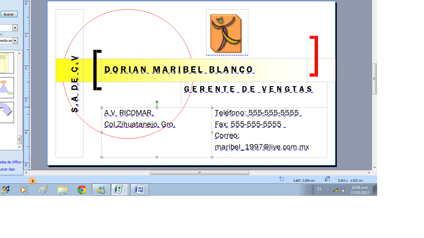 Dorian Maribel Blanco Blanco: PUBLISHER♥.- Tarjetas de ...