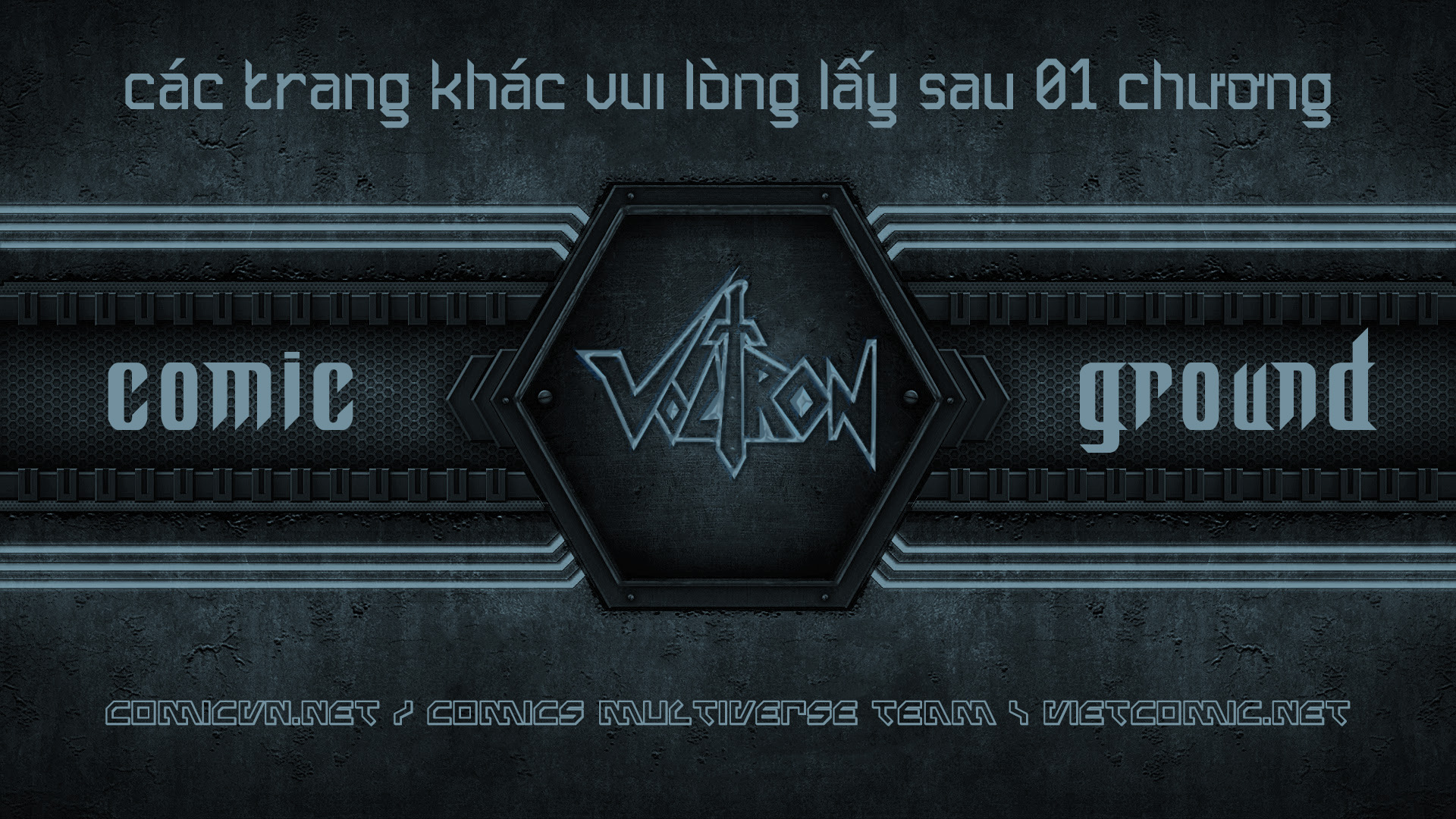 Voltron - Dưới Bụi Tro Tàn | From The Ashes