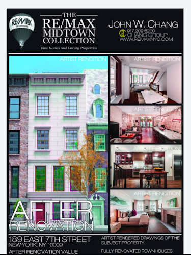 Make millions on the East 7th Street townhouse NYC Real Estate News image via Tigho